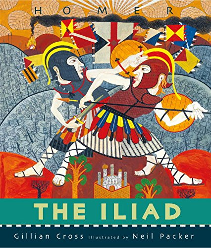 The Iliad ISBN-13 9780763678326
