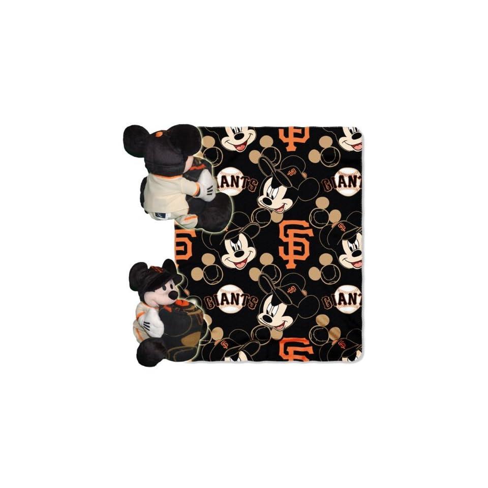 MLB San Francisco Giants Disney Mickey Mouse Hugger