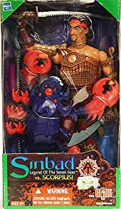 Amazon.com: GI Joe Adventure Team Sinbad Legend of the Seven Seas vs
