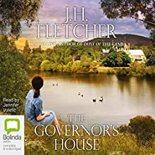 The Governor's House (       UNABRIDGED) by J. H. Fletcher Narrated by Jennifer Vuletic