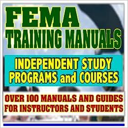 FEMA Training Manuals - Federal Emergency Management ...