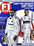 F1 Racing [UK] July 2016 (単号)