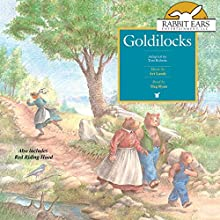 Red Riding Hood and Goldilocks Audiobook by Tom Roberts Narrated by Meg Ryan