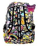 XIAOMEI coloré Cartoon A4 dos 8130H pour Voyage, vacances, école ou au collège...