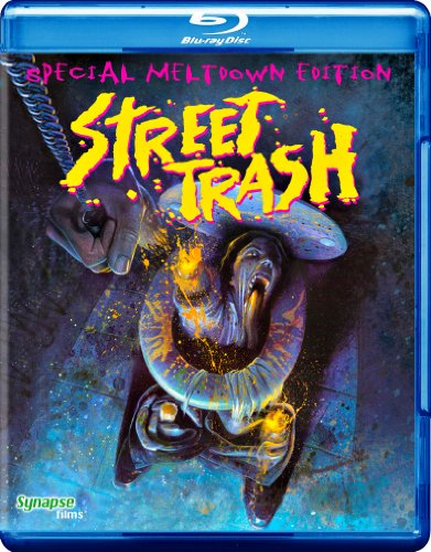 Street Trash - Special Meltdown Edition [Blu-ray]
