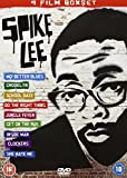 Spike Lee Box Set 9 movies - Mo' Better Blues/Crooklyn/Inside Man/Clockers/School Daze/She Hate Me/Do The Right Thing/Get On The Bus/Jungle Fever [DVD]