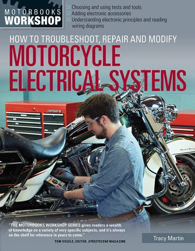 How to Troubleshoot, Repair, and Modify Motorcycle Electrical Systems (Motorbooks Workshop) (Cycle Electrical compare prices)