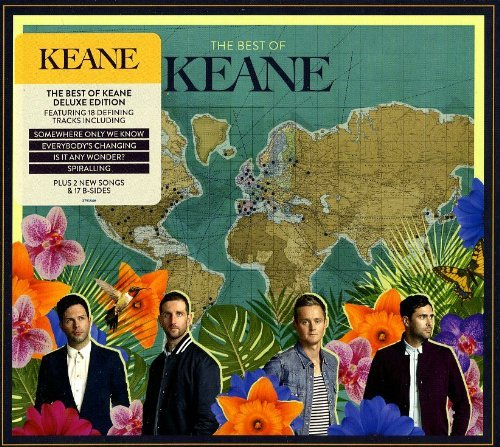 Keane - Best of Keane [2 Disc Deluxe Edition] - Zortam Music