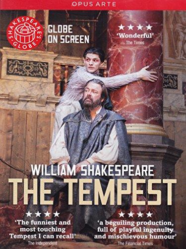 Shakespeare: The Tempest (Globe Theatre, London, 2013) [DVD]