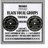 echange, troc Various Artists - Black Vocal Groups 6