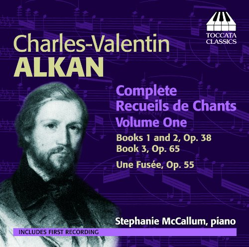 Buy Alkan: Complete Recueils De Chants, Vol. 1 From amazon