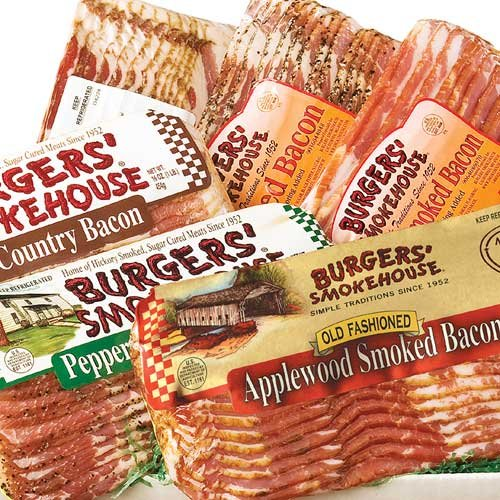 Ultimate Bacon Sampler