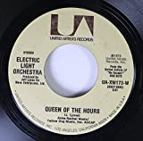 ELECTRIC LIGHT ORCHESTRA 45 RPM QUEEN OF THE HOURS / ROLL OVER BEETHOVEN