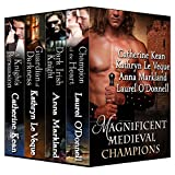 Magnificent Medieval Champions: A Medieval Romance Boxed Set