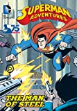 img - for Superman Adventures: The Man of Steel (Superman (Graphic Novels)) book / textbook / text book