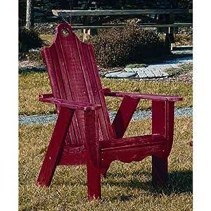 Bridgehampton Chair Rustic Red