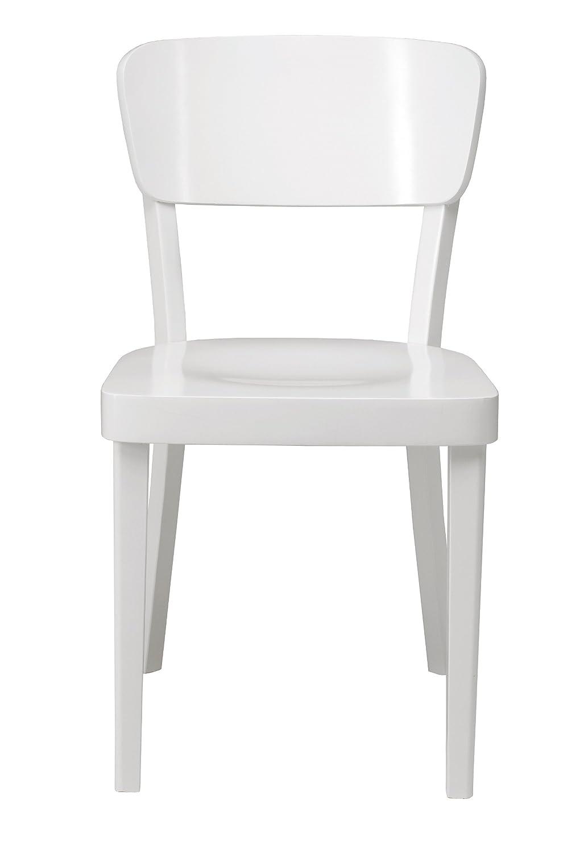 Chaise bistrot en bouleau massif - Table bistrot marbre conforama ...