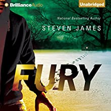 Fury: Blur Trilogy, Book 2 (       UNABRIDGED) by Steven James Narrated by Nick Podehl