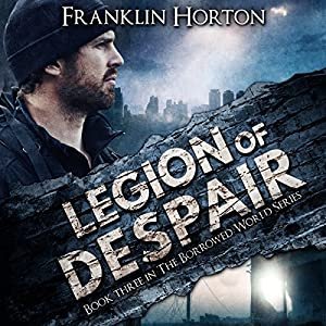 Legion of Despair Audiobook