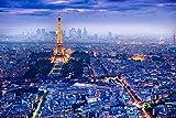 ポスター パリの眺め PP-33432
