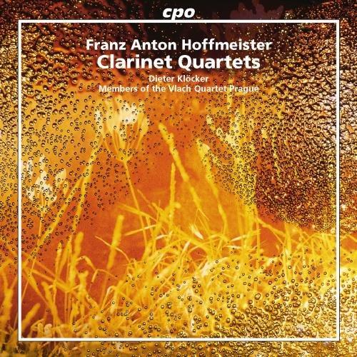 franz-anton-hoffmeister-clarinet-quartets