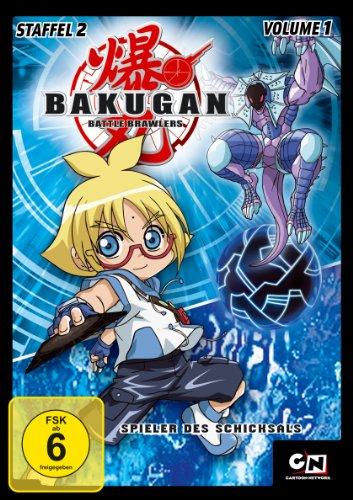 Bakugan Staffel 2