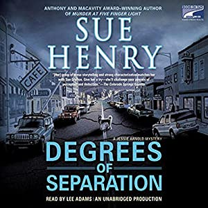 Degrees of Separation Audiobook