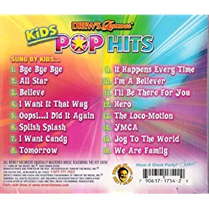 Drew's Famous: Kids Pop Hits