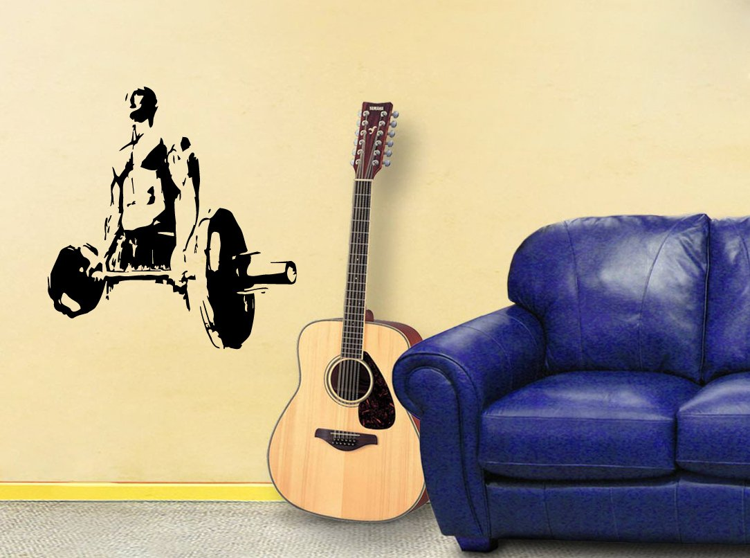 Home gym wall decor