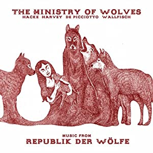 Music From Republik Der Wölfe [VINYL]