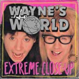 img - for wayne's World Extreme Close-up book / textbook / text book