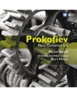 Prokofiev : Concertos pour piano 1 - 5