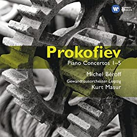 Concerto No. 4 for Piano (left-hand) and Orchestra No. 4 in B flat Op. 53 (1988 Remastered Version): IV. Vivace