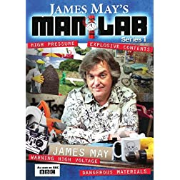 James May's Man Lab - Series 1