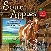 Sour Apples: An Orchard Mystery | Sheila Connolly