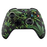 Xbox One Wireless Controller for Microsoft Xbox One - Custom Soft Touch Feel - Custom Xbox One Controller (Weeds) (Color: Weeds)