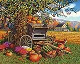 White Mountain Puzzles Harvest Time - 10...