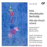 Lauda Sion, Op. 73: Lauda Sion Salvatorem, lauda ducem (Chorus)
