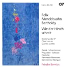 Mendelssohn, Felix: Church Music, Vol. 4 - Psalm 114 / Psalm 42 / Lauda Sion (Stuttgart Chamber Choir)