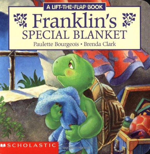 Franklin Board Book #04: Franklin'S Special Blanket front-730848