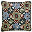 Moorish Tiles Cushion Front Tapestry Kit - Tapestry Kit