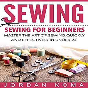 Sewing for Beginners Audiobook