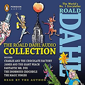 The Roald Dahl Audio Collection Audiobook