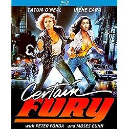 Certain Fury [Blu-ray]