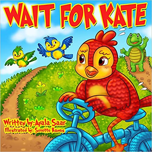 wait for Kate