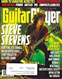 img - for Steve Stevens (Billy Idol) * Dave Davies * King Crimson * Andy Timmons * January, 2015 Guitar Player Magazine book / textbook / text book