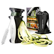 Premium V Spiral Slicer - Vegetable Spiralizer