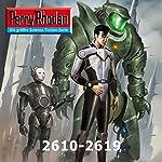 Perry Rhodan 2610-2619 (Perry Rhodan Neuroversum-Zyklus 2) | Christian Montillon,Marc A. Herren,Marcus Michael Thurner,Markus Heitz,Arndt Ellmer,Hubert Haensel
