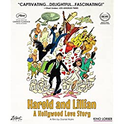 Harold and Lillian: A Hollywood Love Story [Blu-ray]