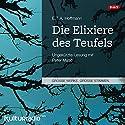 Die Elixiere des Teufels Hörbuch von E. T. A. Hoffmann Gesprochen von: Peter Matic